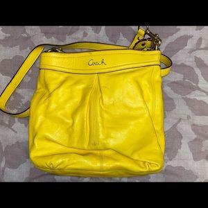 Coach cross body/ shoulder bag
